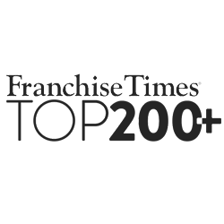 Logo for Franchise Times Top 200+