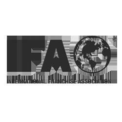 Logo for IFA - International Franchise Association