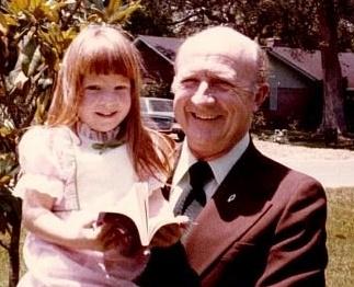 Adie and Grandpa