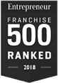 2018 Fran 500 logo