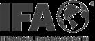 2018 IFA logo