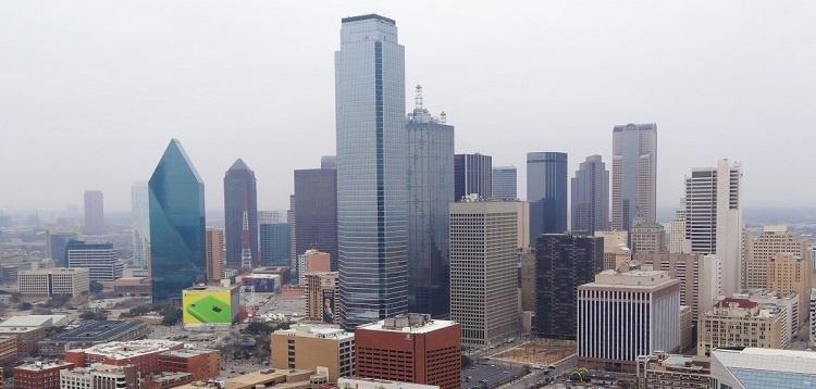 Dallas skyline-1