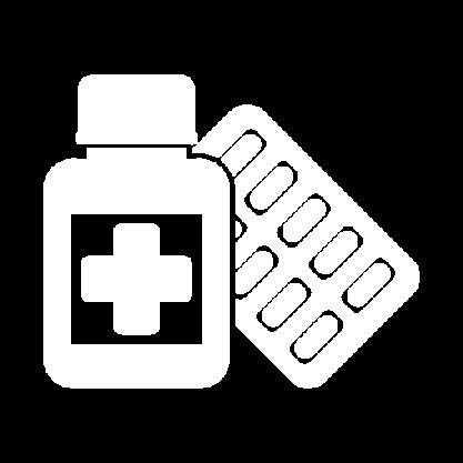 Icon of medication bottles