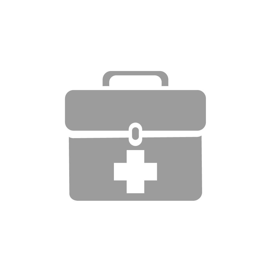 Icon od a medical bag